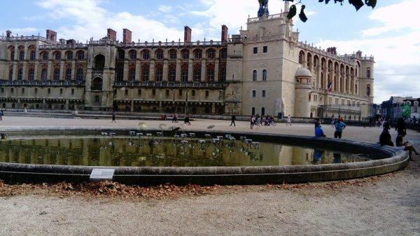 Château de St Germain en Laye.