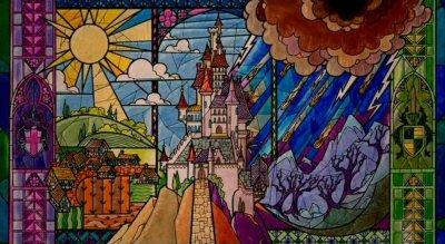 J'aime les romans de capes et d'épées, plein de magie et de Princes ensorcellés