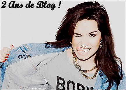2 Ans de Blog !♥