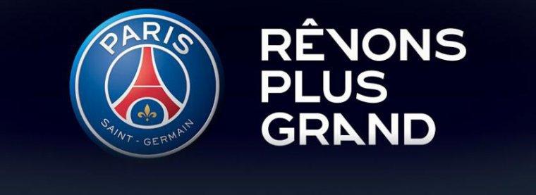 Nouveau logo pour le PSG pour la saison prochaine