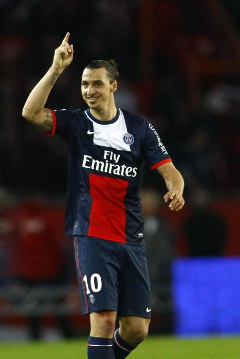 Paris champion de France 2013