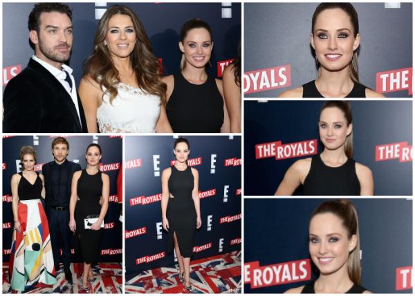 09/03/2015 - Avant-première américaine de The Royals