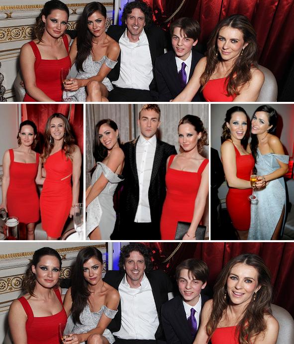 24/03/2015 - Avant-première britannique de The Royals