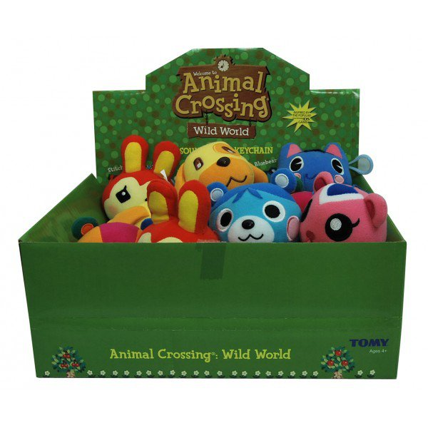 "Fabuleux Articles de Menthalo9213 taggés ""Goodies animal crossing : wild  XF53"
