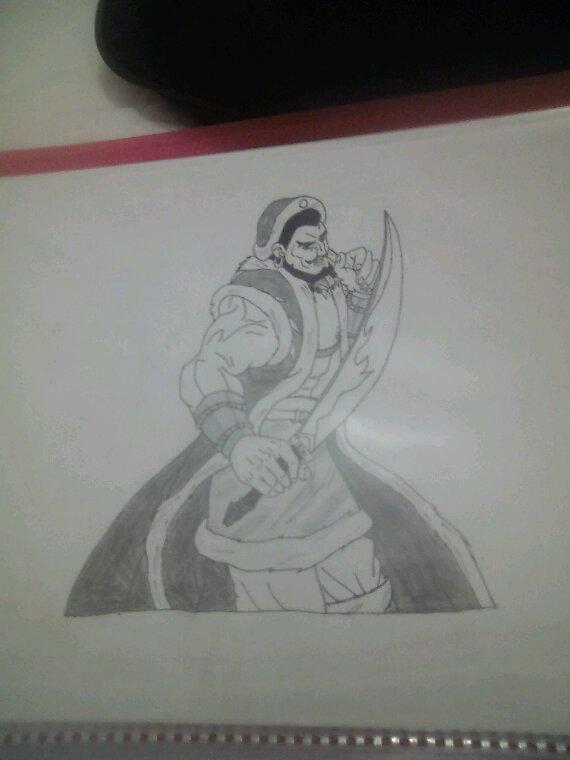 Mes dessin #1