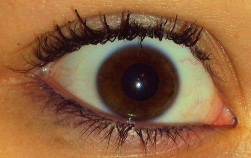 When you look me in eyes ...