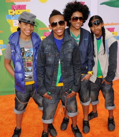 Mindless behavior *SWAGG*