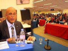 Haïti - Politique : Rencontre avec la diaspora autour de l'avenir d'Haïti 11/12/2012 08:56:28