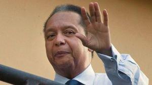 Jean Claude Duvalier n'aura pas droit à des funérailles officielles