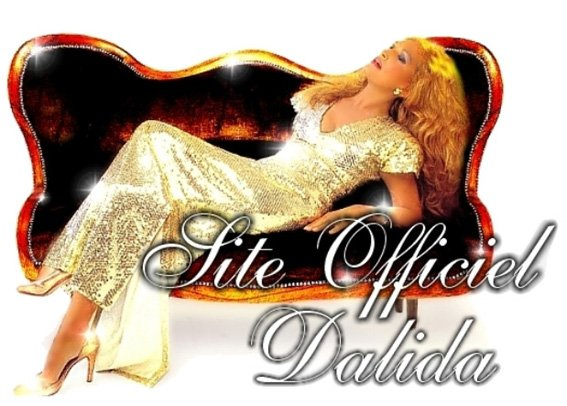 Dalida Site Officiel.