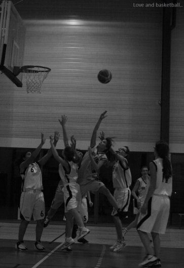 Le Basket-ball !!! <3