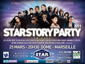 Stars Story Party 2011
