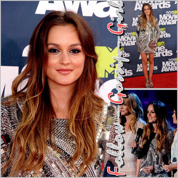 June 5th – 2011 MTV Movie Awards Une grande partie du Cast féminin avait fait le déplacement pour l'un des évènements les plus importants de l'année ...