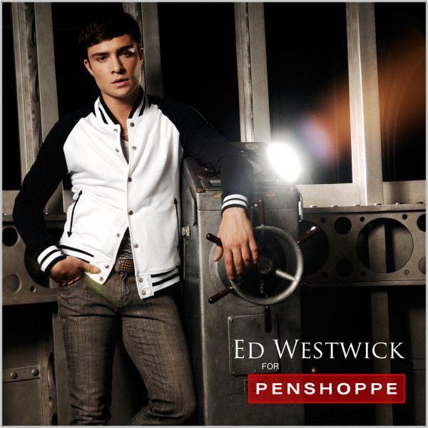 """June 2011 - """"Penshoppe"""" Campaign Comme le laissaient présager les précédentes photos, au final Ed est au TOP sur ces clichés !"""