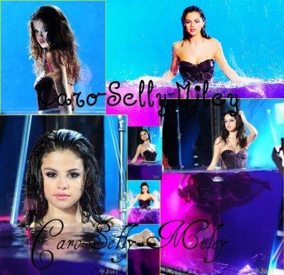 Un nouveau parfum pour Selena!!!