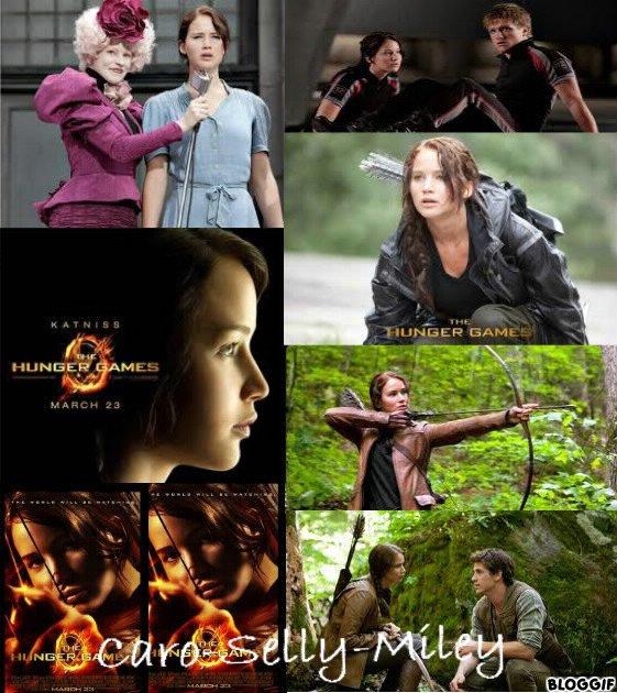 Hunger Games: trop hâte de voir le film!!!:) Et VOUS???