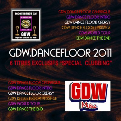 GDW DANCEFLOOR 2011  / GDW WORLD TOUR  (2011)