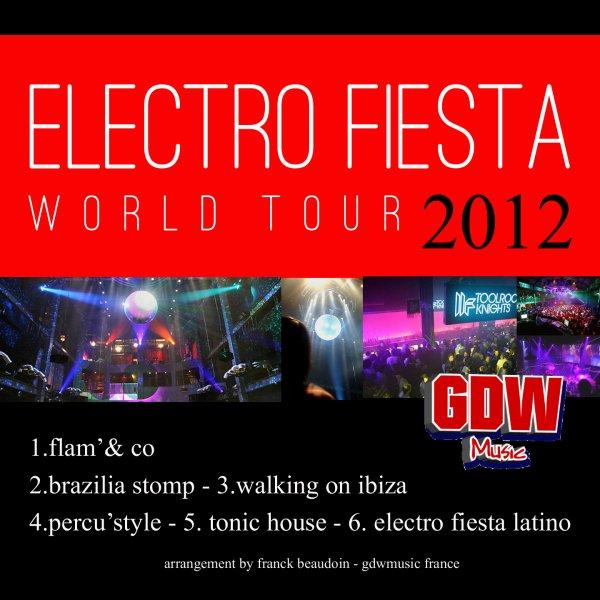 electro fiesta 2012 / brazilia stomp (2012)
