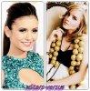 Nina Dobrev VS Emma Watson