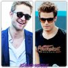 Robert Pattinson  VS  Paul Wesley