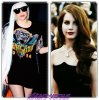 Lady gaga  VS  Lana Del Rey
