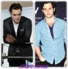 Ed Westwick  VS  Penn Badgley