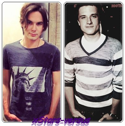 Tyler Blackburn VS Josh Hutcherson