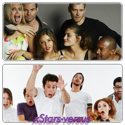 The originals  VS  Teen wolf