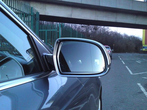 Common Features You Can Find In Electric Wing Mirrors