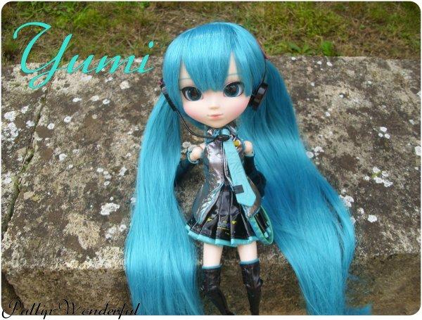Séance Photo de Yumi n°1 - Première Sortie.