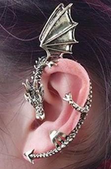 Passont à présent aux boucles d'oreilles !!!