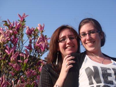 Moi et Cindy