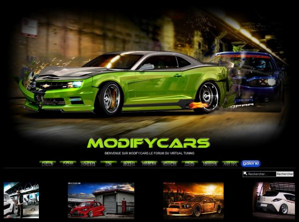 ModifyCars le Forum du Virtual Tuning