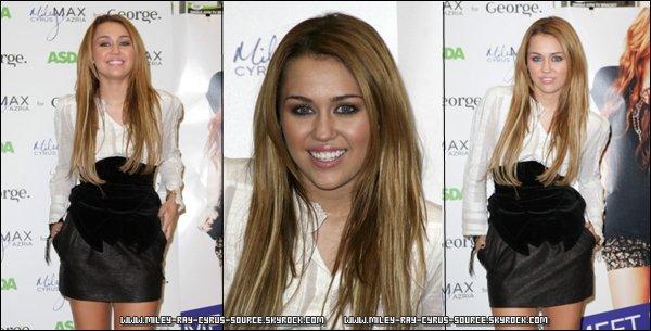 23 / 11 / 2010 : Miley a été vue quittant son hôtel à Mahnattan.