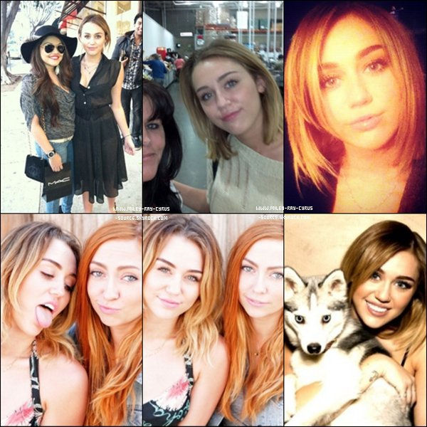 15.02.2012 : Miley a chanté « Lonesome When You Go » dans l'émission « Jimmy Kimmel Live ».