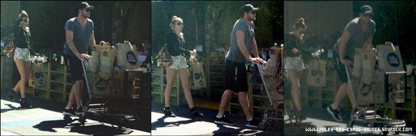 06.04.2012 : Miley faisant du vélo à Toluca Lake.
