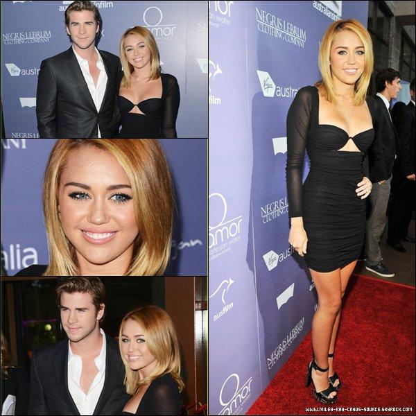 29.06.2012 : Miley sortant de son habituel cours de pilates.