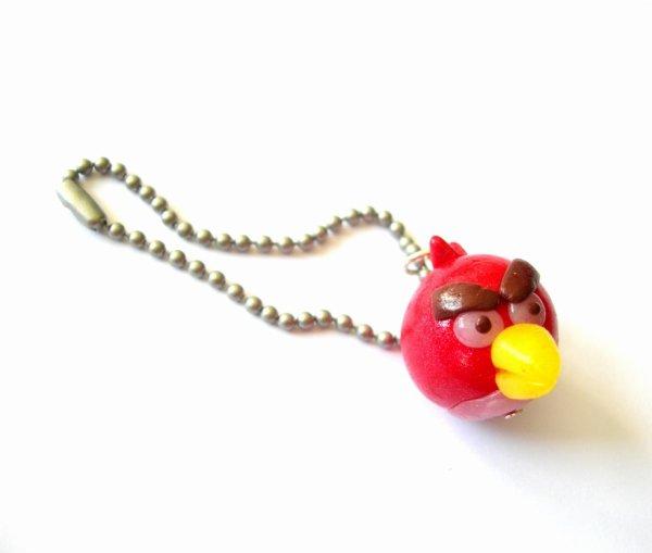 Porte-clefs 'Angry Bird'