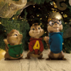 Alvin & the Chipmunks / Noël (2008)