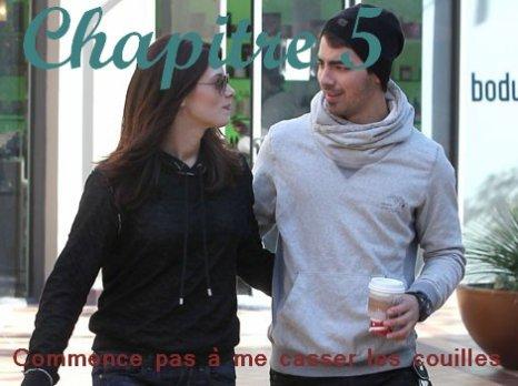 ♥ Chapitre Cinq ♥