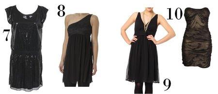 Les robes du nouvel-an 2011.
