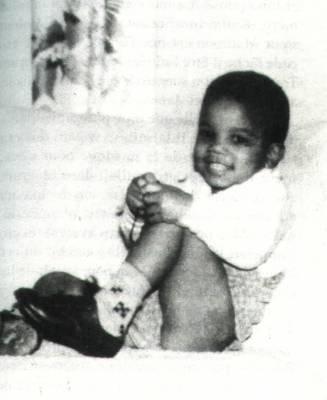 Photo de Michael Jackson bébé et enfant