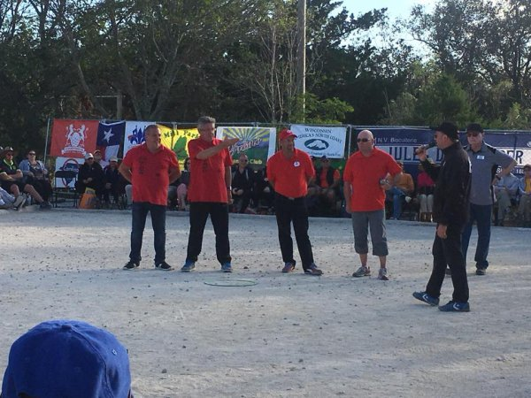 PETANQUE AMELIA ISLAND OPEN 2017