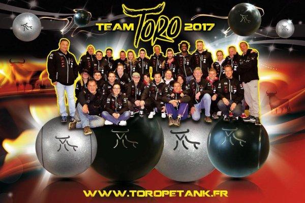 Toute l'équipe Toro vous souhaite une bonne année 2018