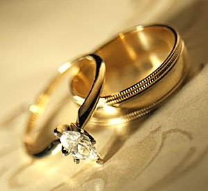 My wedding rings !!!