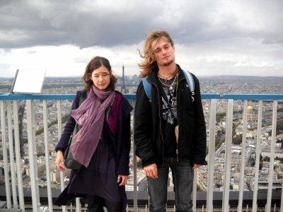 Petite Journée à Paris     (25 sept 2010)
