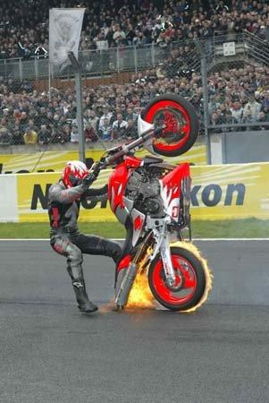 photo de moto