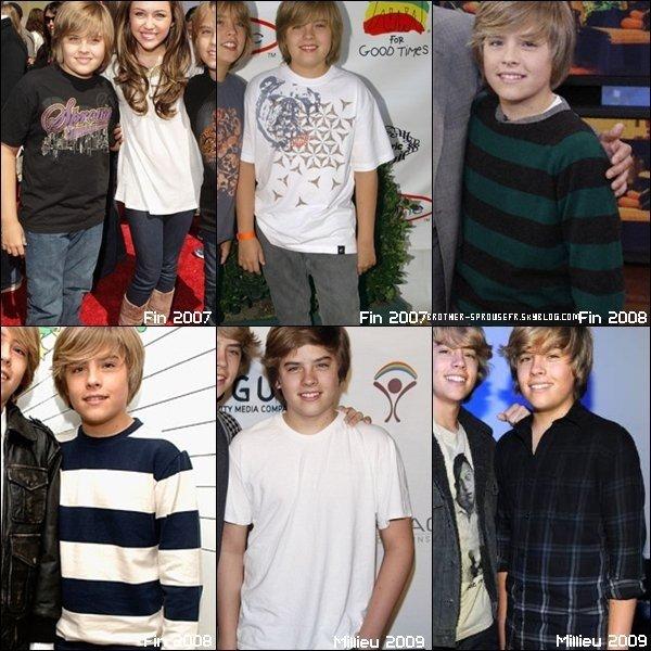 La perte de poids de Dylan 2007-2009