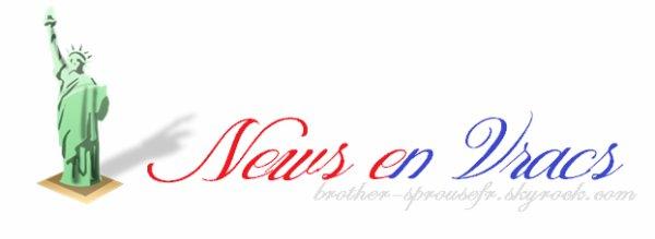 News en VracsVoila comme il y pas de news voila un article avec ma photo coup de c½ur ect ...