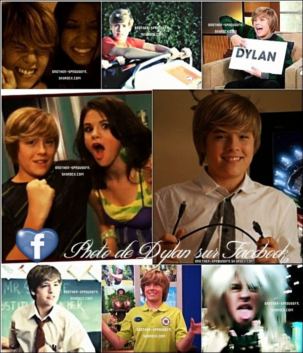 Quelque photo exclusive des jumeaux sur Facebook Et dis moi si tu a deja vu ses photos et comment tu trouve Dylan et Cole dessus !